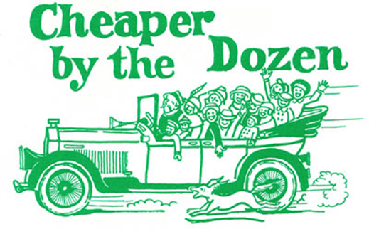 Heritage Students to Perform Cheaper by the Dozen